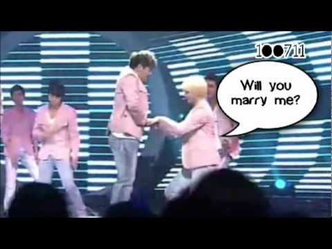 [Part 8] Super Junior's funny moments & mistakes during live performances