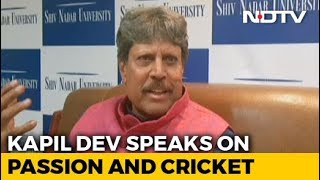 Everyone Still Expects MS Dhoni To Play Like A 20-Year-Old: Kapil Dev - NDTV