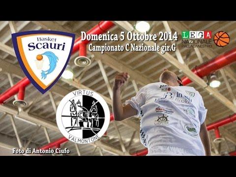 Basket DNC 1 Scauri - Valmontone