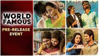 World Famous Lover Pre Release Event | Vijay Deverakonda | Rashi Khanna | Catherine - RAJSHRITELUGU