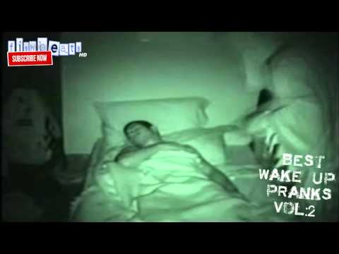 Best Wake Up Pranks Ever vol: 2