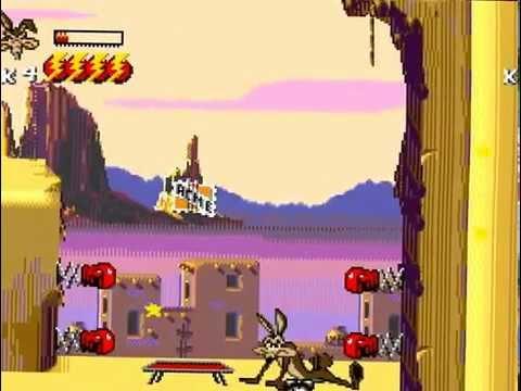 Desert Demolition Starring Road Runner and Wile E. Coyote