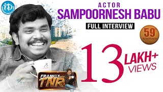 Next In Frankly With TNR #59 - Full Interview || Talking Movies with iDream #317 - IDREAMMOVIES