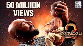 Baahubali 2 Trailer Gets More Than 50 Million Views  Prabhas   Anushka Shetty   Rana Daggubati - LEHRENTELUGU