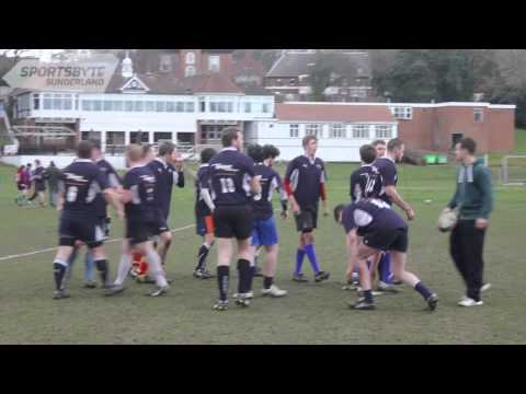 BUCS Rugby Highlights: UoS vs. Leeds Met 4ths