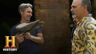 American Pickers: Mike Takes A Couple Seats (Season 18, Episode 2) | History - HISTORYCHANNEL