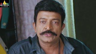 Mahankali Movie Chalapathi Rao Warning to Rajshekar | Telugu Movie Scenes | Sri Balaji Video - SRIBALAJIMOVIES