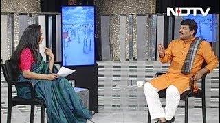 रफाल मुद्दे को लेकर राहुल गांधी गंभीर नहीं : मनोज तिवारी - NDTVINDIA