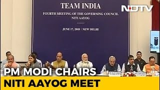 "PM Modi Talks ""Team India"" Amid Attack From Chief Ministers - NDTV"