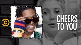 Toasting to A$AP Rocky's Orgy, Buffalo Wild Wings' Pumpkin Spice Flavor & More - COMEDYCENTRAL