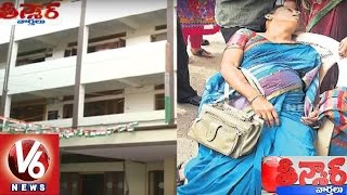No Humanity | Women Officer Sukeshini Dies with Heart Stroke