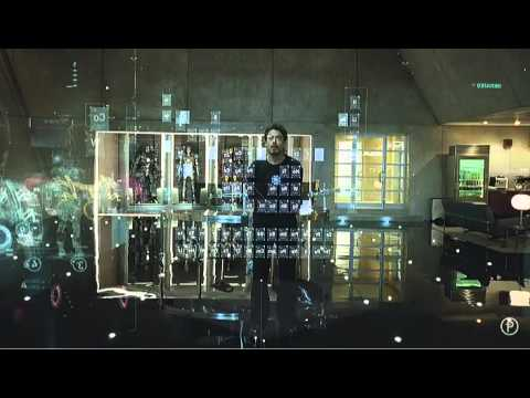 Prologue - Iron Man VFX