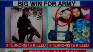 Kashmir Action Plan: War on terror unleashed; 2 more terrorists killed - NEWSXLIVE