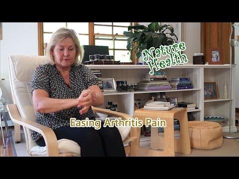 Ease Arthritis Pain with aromatherapy essential oils