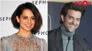 Kangana Ranaut And Hrithik Roshan  To Clash At The Box Office - ZOOMDEKHO