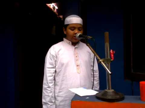 Beautiful Nazam by Abdul Baqi
