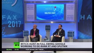 Google will 'de-rank' RT articles to make them harder to find - RUSSIATODAY