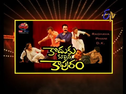 WatchOnline Anchor Reshmi's EtvJabardasth Comedy Show –  June 13 th 2013