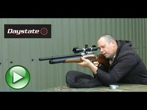 WORLD FIRST: Daystate Wolverine 303 caliber 100 ft/lb Air Rifle