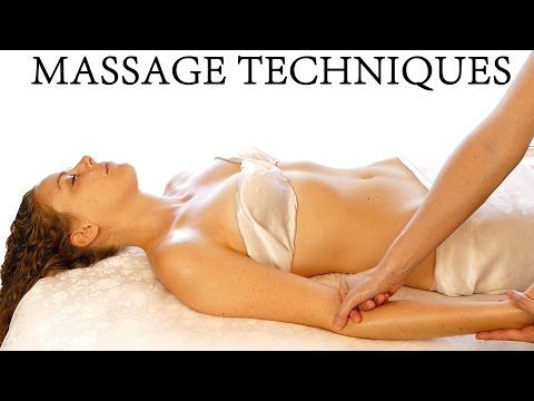 Ultra Relaxing Massage Tutorial by Meera, Carpal Tunnel, How to, HD Soft Spoken with Music