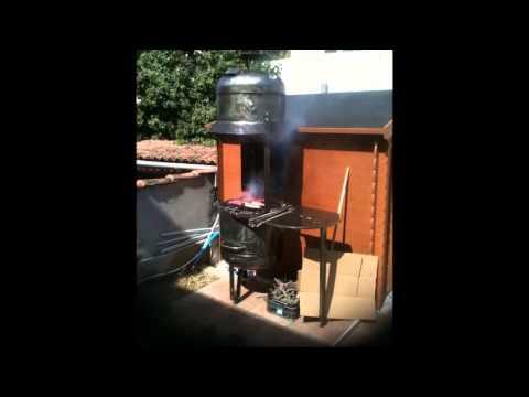 Related video - Fabriquer un barbecue avec un chauffe eau ...