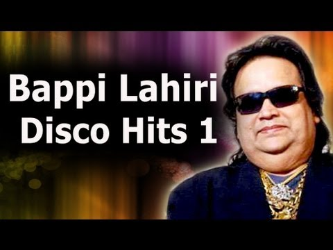 Bappi Lahiri Disco Hits - Part 1 - Top 10 Bollywood Retro Disco Songs