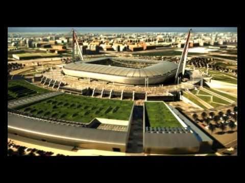 Nuovo stadio della Juventus - Official video