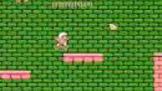 Adventure Island NES speed run 39:41 (Part 5)
