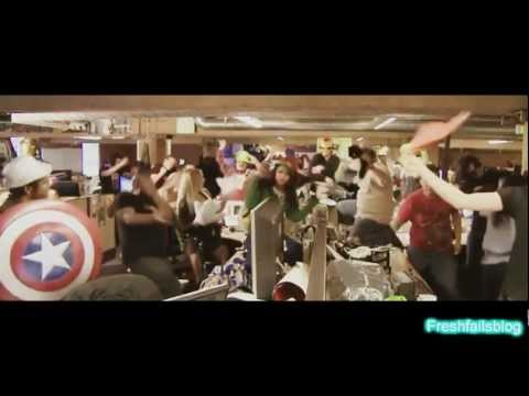 The Harlem Shake -  BEST ONES
