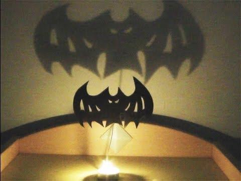 Manualidades Halloween - Sombras Tenebrosas - Dia de Muertos