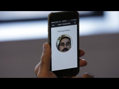 Jak skanowanie twarzy ma działać w praktyce? Ten film to wyjaśnia.