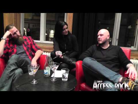 Access: Rock Soilwork interview