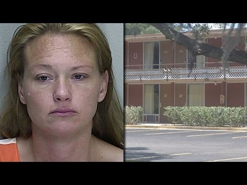 Ratchet Fl~ Mom On Crack Binge Gives Birth In Motel Then Chews Umbilical Cord