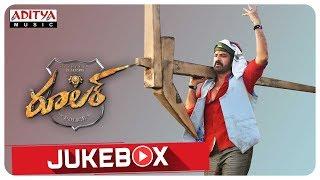 Ruler Full Songs Jukebox | Nandamuri Balakrishna | KS Ravi Kumar | Chirantann Bhatt - ADITYAMUSIC