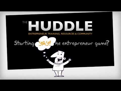 The Huddle - Training For Entrepreneurs - The Huddle Review - Entrepreneur Training