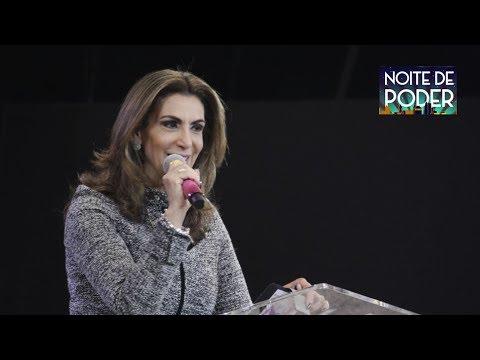 21/06/2017 - Super quarta de poder - Cura dos 10 leprosos - Bispa Sonia Hernandes