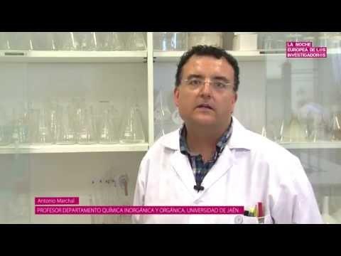 Magia y química en la Noche Europea de los Investigadores en Jaén