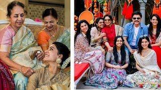 Samantha Akkineni Shares An Adorable Photos With Venkatesh Family - RAJSHRITELUGU