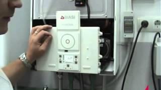 Как откалибровать газовый клапан в ктолах Biasi Rinnova, Inovia