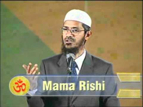 Zakir Naik - Similarities between Hinduism &amp; Islam Pt.1 (Lecture Session)