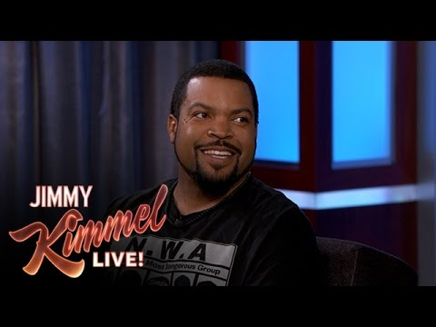Ice Cube - Ice Cude Discusses N.W.A. Movie With Jimmy Kimmel