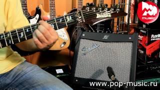 Комбоусилитель гитарный fender mustang i combo