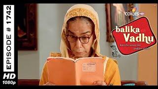 Balika Vadhu : Episode 1734 - 18th November 2014