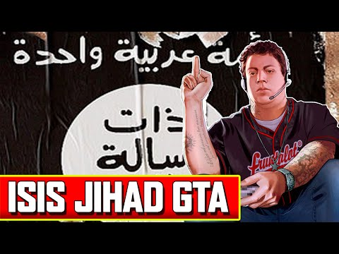 ISIS Recruiting Terrorists with GTA