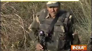Pakistan targets BSF posts ahead of PM Modi's visit to Jammu & Kashmir - INDIATV