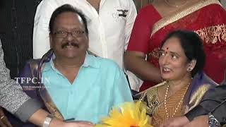 MAA New President Naresh Meets Talasani Srinivas Yadav | TFPC - TFPC