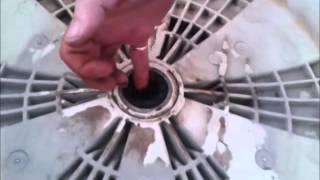 замена подшипников в стиральной машине