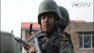 जम्मू-कश्मीर : पुलिसकर्मी की मौत का सुरक्षाबलों ने लिया बदला, तीन आतंकियों को मार गिराया - NDTVINDIA