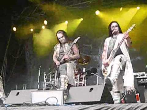Dimmu Borgir - Gateways [Live Soundwave Melbourne 2011]