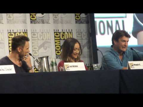 TV Guide fan favorites panel - complete audio - SDCC 2012